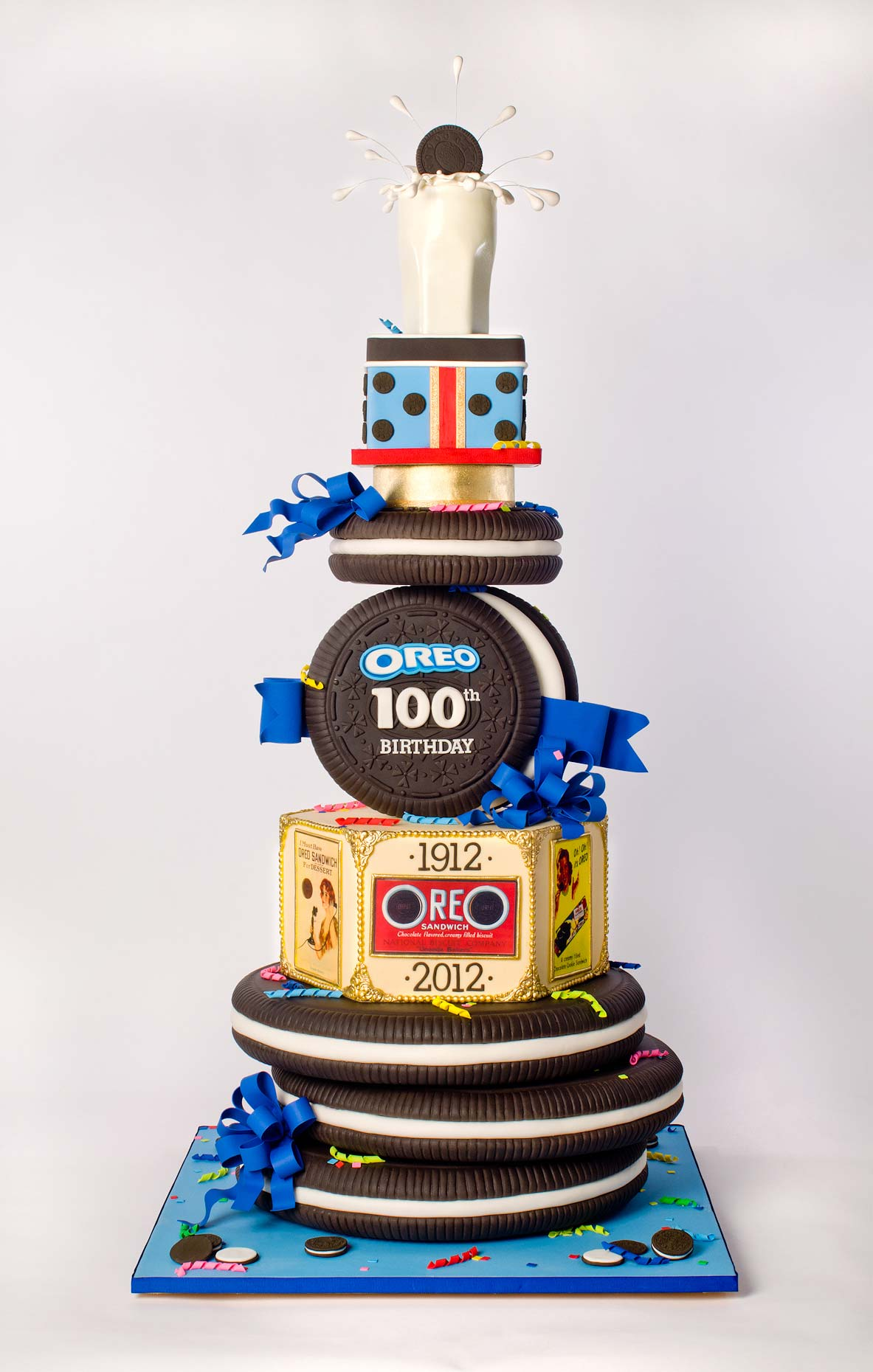 Oreo Turns 100 171 Susan Trianos Cakes